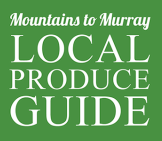 Mountains to Murray Local Produce Guide