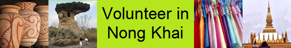 Volunteer in Nong Khai 2